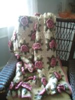irish rose afghan by animemama-100