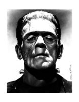 Frankenstein by RandySiplon