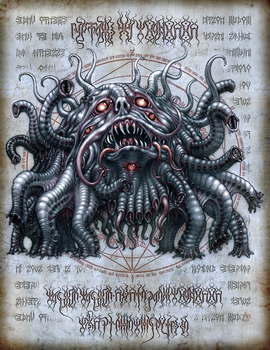 Spawn of Yog Sothoth by JeffRussell