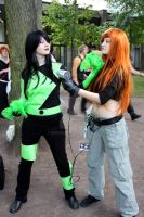 'Kim Possible' Cosplay by NUPAN