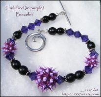 Funkified in Purple by 1337-Art