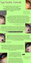Eye Swirls Tutorial by JollyPen