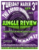Jungle Review Flyer by Moose13088