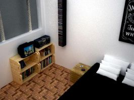 My Room by isca