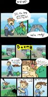 Que's Fire red Nuzlocke page 5 by nuvamax