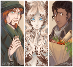 Tistow - Cast by ElliPuukangas
