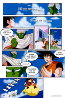 DragonBall Z Abridged: The Manga - Page 045 by penniavaswen