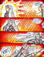 Sephiroth Fan__ by RoseyVixen