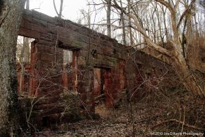 Seneca Creek Ruins 6 by JimOKeefePhotography