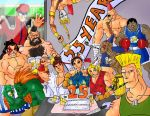 Street Fighter 25th Anniversary by Mawnbak