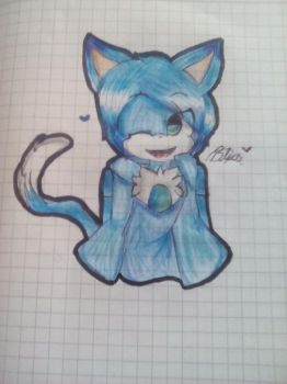 Requeste for Hoshi The Cat by FriskBloddyPainter
