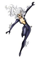 Black Cat 2 by LeoJere