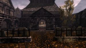 Riften #1 - RCRN 3.5 by lupusmagus