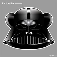 paul vader by TheOutcast1821