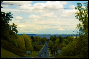Oka - Small Town Landscape by jonathanfaulkner