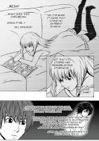 Death Note Doujinshi Page 17 by Shaami