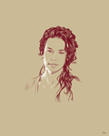 Evangeline Lilly by Orr-Malus