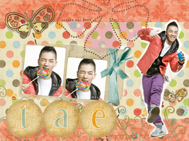 Tae Yang Wallpaper by taeminsxwifey