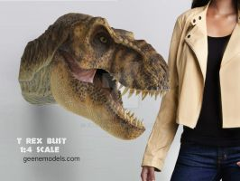 T-Rex1 /4 scale size by GalileoN