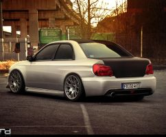 Subaru Impreza by Rob3rT----Design