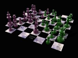 Chess08 4 by TLBKlaus