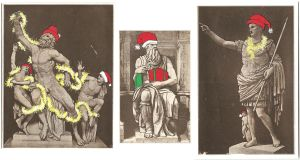 Christmas Cards II by object000