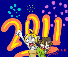2011 by Mister-Saturn