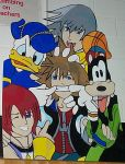Kingdom Hearts by ithilgwenn15237