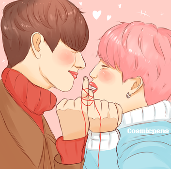 Vmin by Cosmicpens