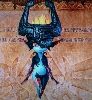 Midna standard master quest costume by isaac77598