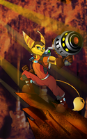 Ratchet: goin in deep by Caco-holic