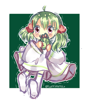 Cactus! {Request} by Fluffypuffylu
