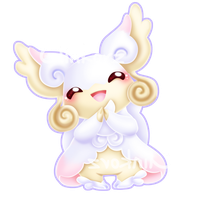 Mega Audino by Clinkorz