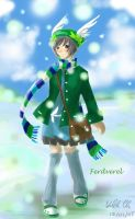 Gaia: Winter Ferdverel by Ferdverel