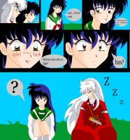 Inuyasha doesnt care by coycoy