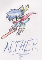 AETHER by MarthxOlevia