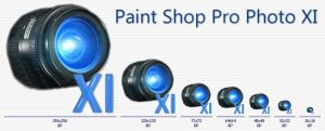 Paint Shop Pro Photo XI by karto2006