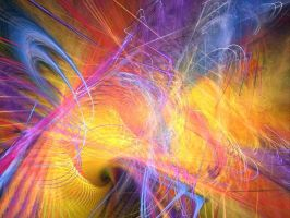 Apophysis Mad Scribble IV by Gibson125