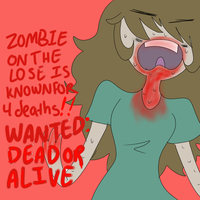 WANTED: DEAD OR ALIVE by AskCombatPrincess