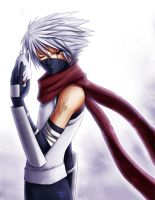 Kakashi- Winter by ramy