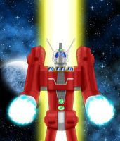 Space Runaway Ideon by VictoryPhantom
