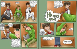 We 3 Kings pages 121-122 by ShadowCatGamer