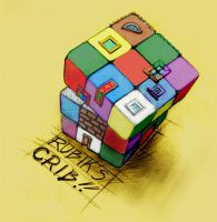 Rubiks Crib by sethness
