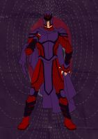 Magneto Redesign! by Comicbookguy54321