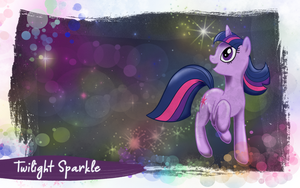 Twilight Wallpaper by NaNa-Z