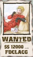 WANTED for 12000 hits by dzioo