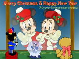 christmas Card 2010 -3- by hat-M84