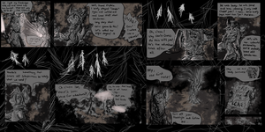 Blackie and Ike -Lets collect the pages! (page 1) by Blackwolfpaw