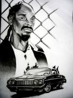 Snoop Dogg by Enr1