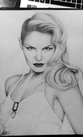 Jennifer Morrison by Wennus